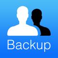 Backup Contacts ( ワンタッチで、連絡先を保存してエクスポートし、復元 )