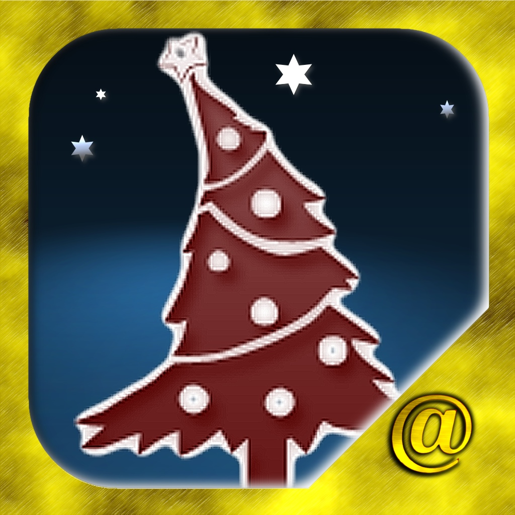 Buy A Merry eCard Winter's Magic on the App Store